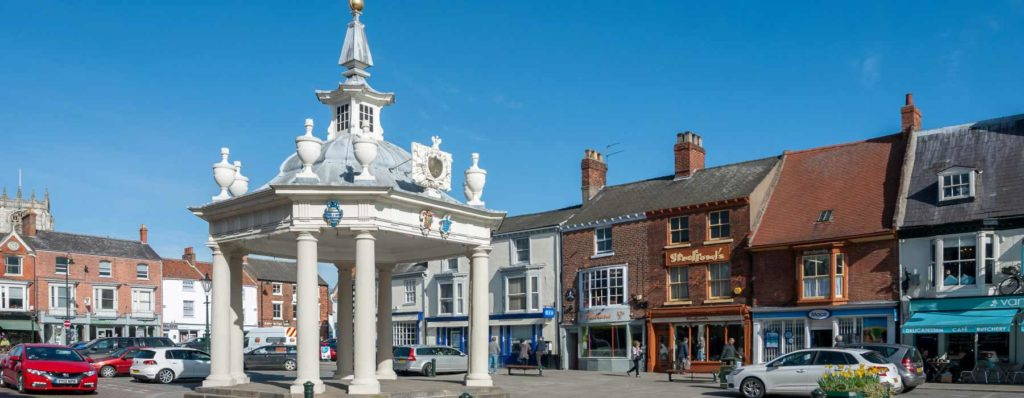 Beverley Town Centre