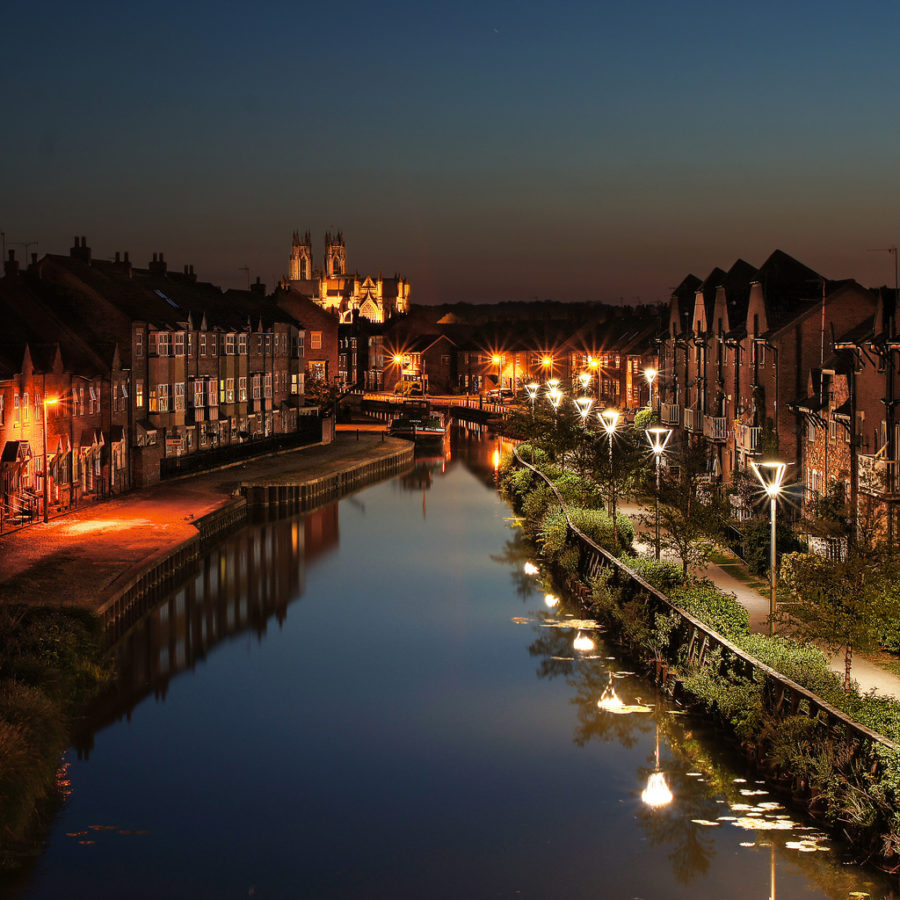 Beverley Beck By Night